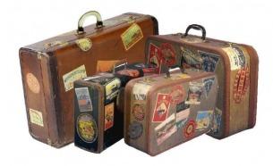 franquia de bagagem