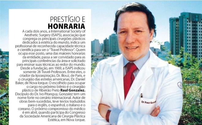 Dr Raul Gonzalez