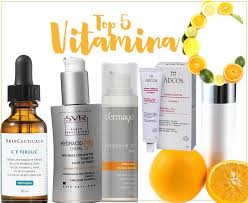 Variedade de Vitamina C