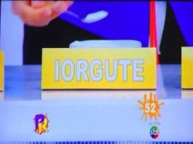 Campanha errada Iorgute