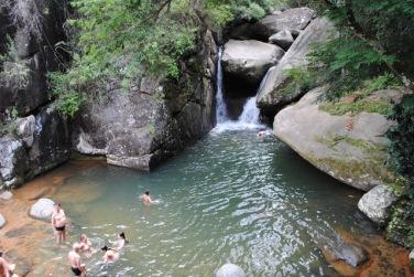 Cachoeira Ouro PRETO