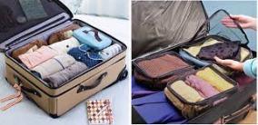 organização para viajar