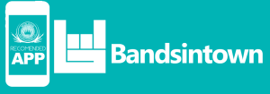 bandsintown aplicativo