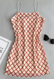 vestido sequin