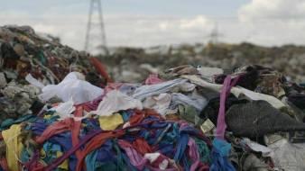 poluição da moda