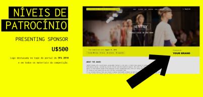 .Que tal ganhar U$3.000 dólares para seu Projeto de Moda Sustentável...