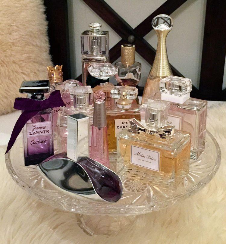embalar perfumes para viagem