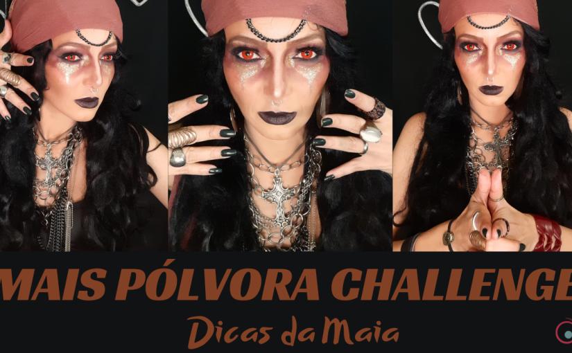 Challenges de maquiagem maispopulares!