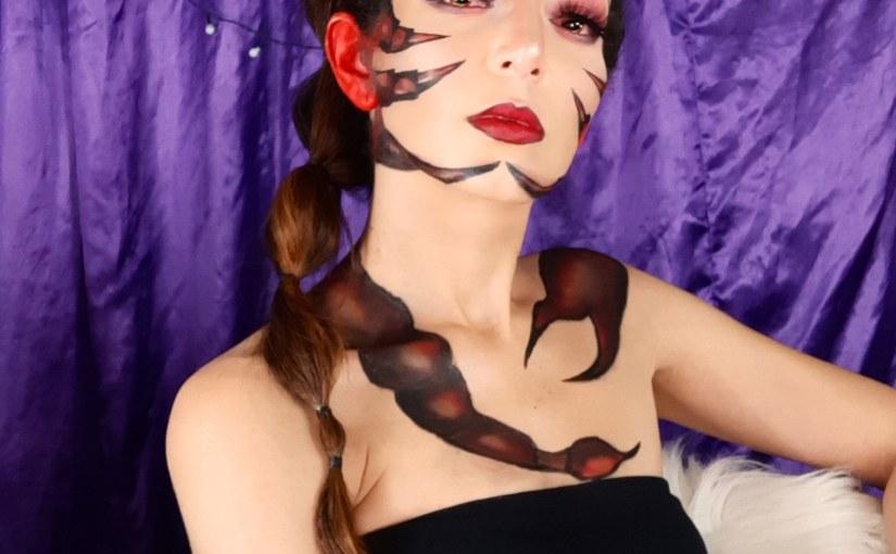 Challenges de Maquiagem Artística – Parte2