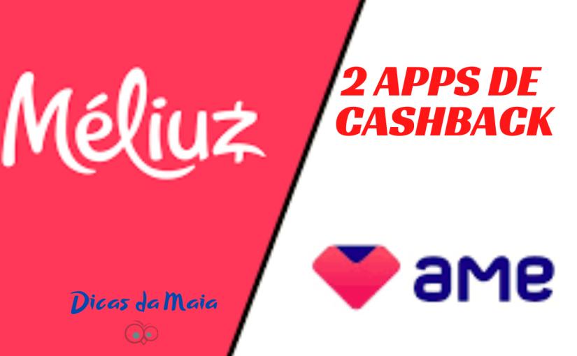 2 apps juntos pra receber dinheiro devolta!