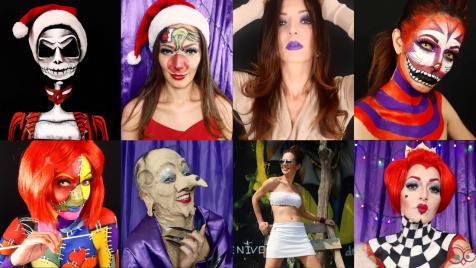 maquiagem corrida das blogueiras temporada 3