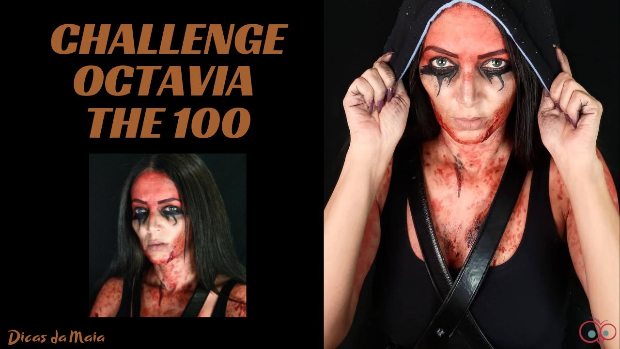SÉRIE THE 100 OCTAVIA