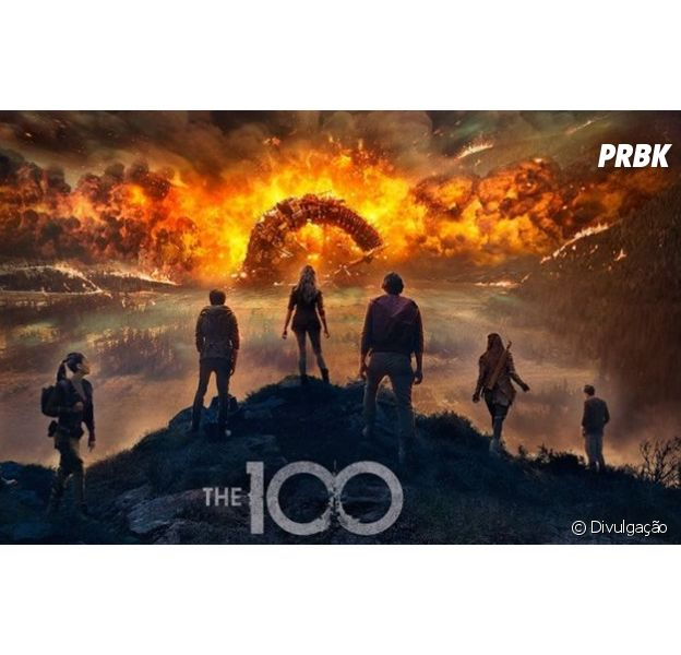 THE 100 SÉTIMA TEMPORADA