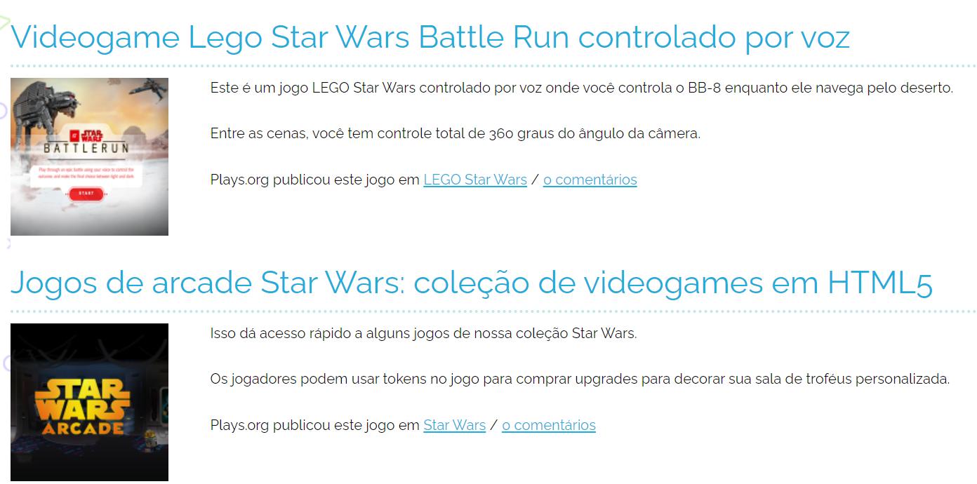 jogos on line star wars