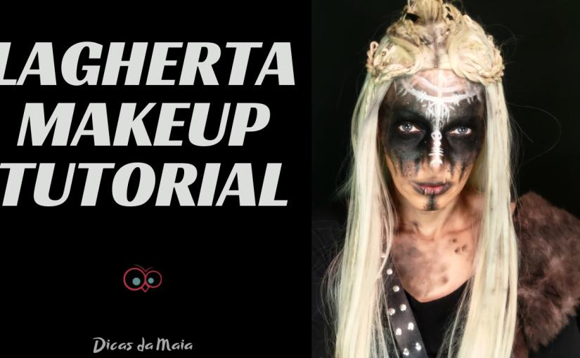 Tutorial de Maquiagem – Lagherta – SérieVikings