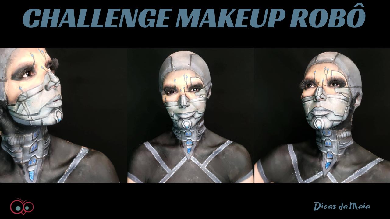 CHALLENGE MAKEUP ROBOT