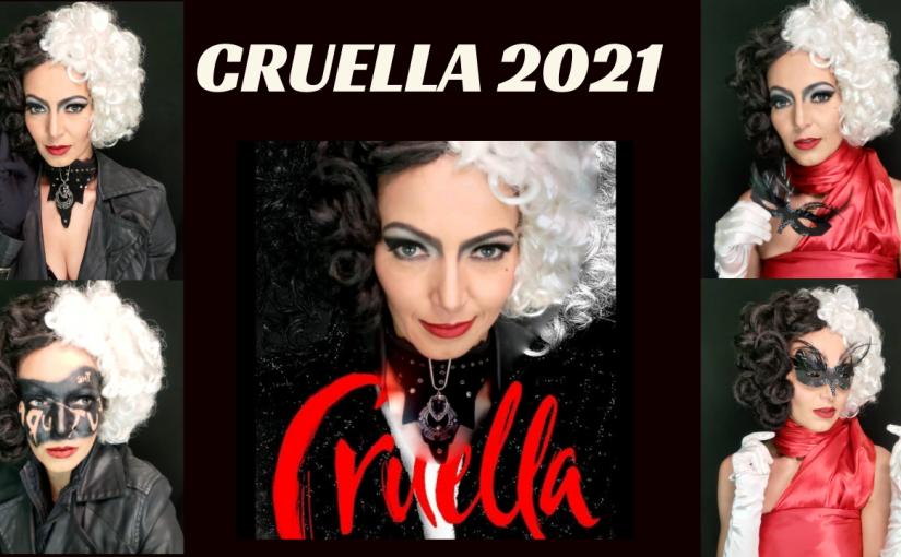 Cruella 2021 – Makes, challenges e como assistir ao filme degraça?