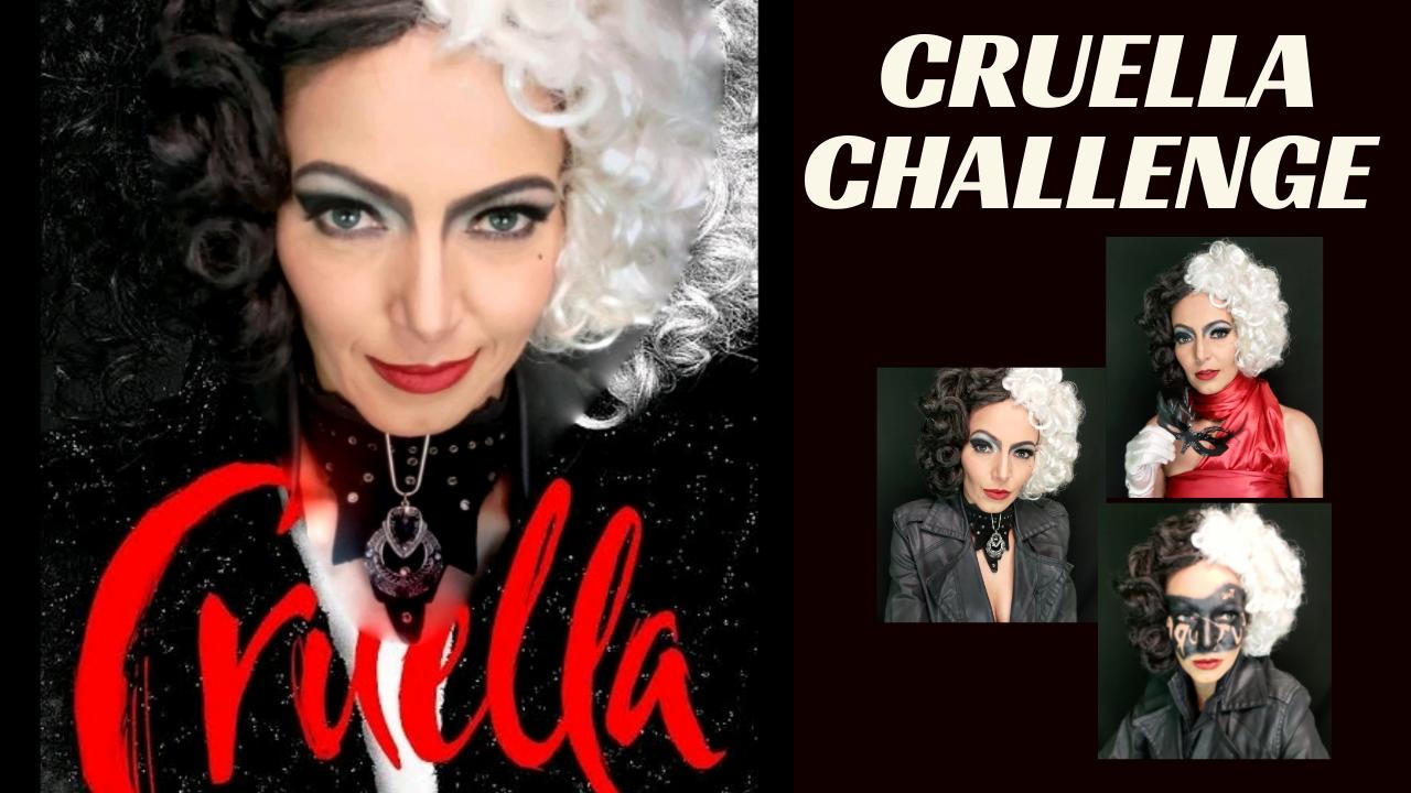 cruella challenge