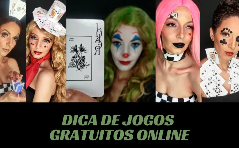 Jogos de cartas: On-Line, Gratuito e SemAnúncios.